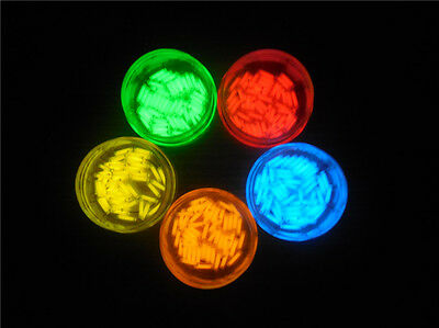 NEW Tritium Tube 1.5*6 mm Max Betalights Self Luminous 25 Years Unwanted Battery