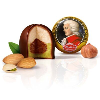 Reber- Mozart Kugeln Chocolate 12pcs, approx. 240g