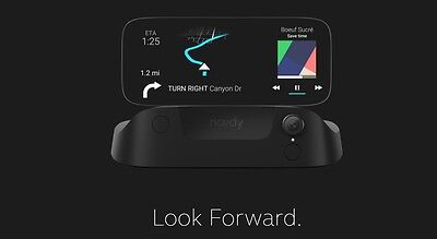 Navdy - Virtual Heads Up Display System