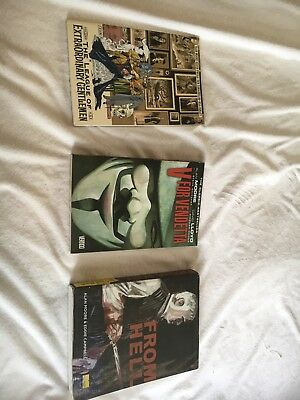 Alan Moore Collection
