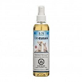 Uri-Clean Spray contre les odeurs d'urines animales 250 ml