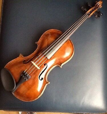 Stainer Style Reconditioned 4/4 Italian C1903 Violin