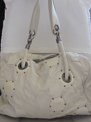 Authentic ~*mimco*~ *soft* Leather ~Large Tote~ Bag / Handbag ~*~Rare Style~*~