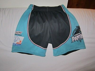 Penrith Panthers Basketball Shorts Size Small