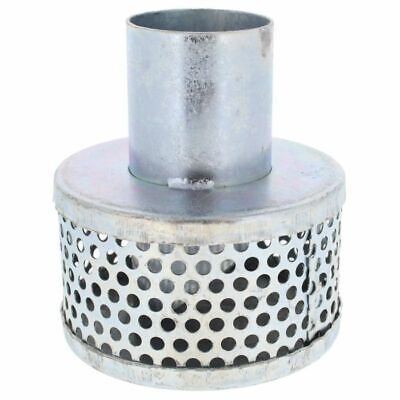 "Zinc Plated Hose Strainer 2"" Hose Tail"