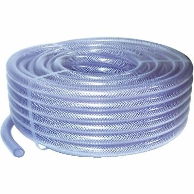 "Nylon Braided Tube i/d - 19mm. (3/4"") o/d - 26mm. 10 bar - Per metre"