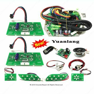 Hoverboard Parts REPAIR FULL KIT Sweg Balance Board PCB Gyro Main Board LEDs