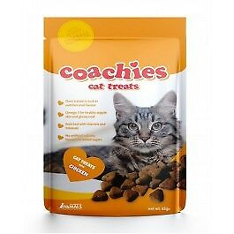 Friandises Coachies chat au poulet 65 g