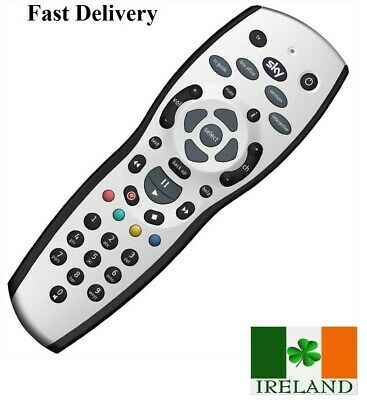 NEW Sky HD Remote Control Revision 9 -The Latest Model For Sky Box