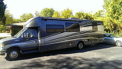 Recreational Vehicle with Low Miles Almost Brand New