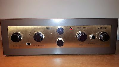 Eico HF-81 tube integrated amplifier for parts 6BQ5 EL84 amp