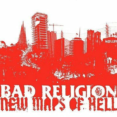 Bad Religion - New Maps Of Hell (Deluxe) [CD]