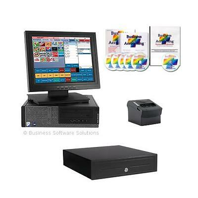 1Station NEW Restaurant/Bar Touch POS System W Software