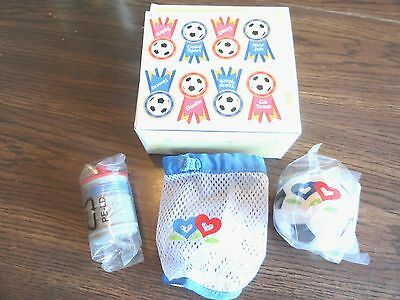 American Girl Bitty Baby Twins  Soccer Accessories- New In Box