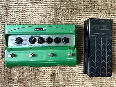 Line 6 DL4 Delay + Expression Pedal