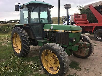 John Deere 2850 Tractor 4x4 JD - Can Deliver