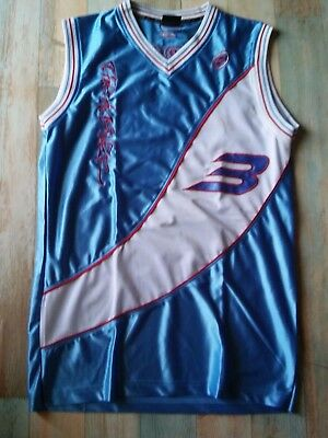 Maillot BASKET BALL REEBOK LIMITED EDITION N°3 IVERSON TAILLE/XL/D7  TBE