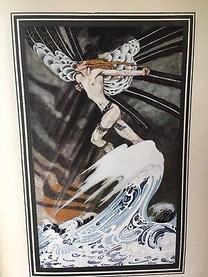 KAY NIELSEN East of the Sun and West of the Moon. Doran 1st American 1914?