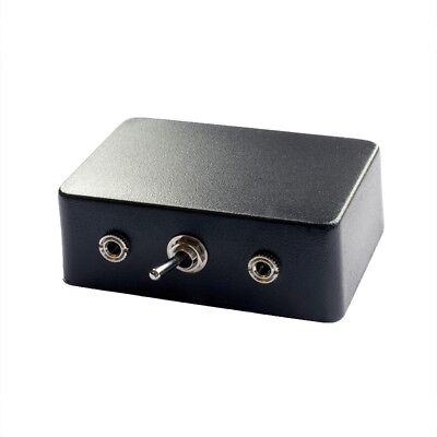 3 Port 3.5mm Audio Switch Speaker Headphones Selector / Switcher