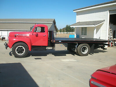 1952 Ford Other F-7 1952 Ford F-7  Big Job Tow Truck
