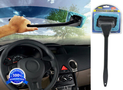 Pack of 1 Car Windshield Cleaner Tools Inside Window Glass Wipers Cleaning Tools