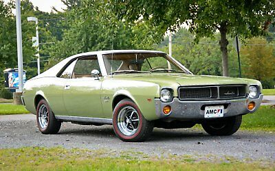 1968 AMC Javelin SST car