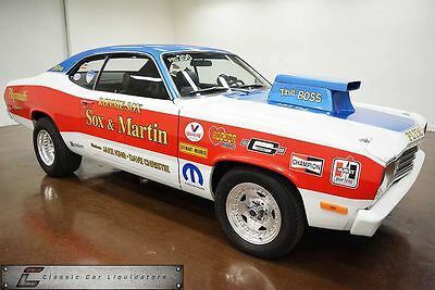 1975 Plymouth Duster Car 1975 Plymouth Duster Sox and Martin Tribute