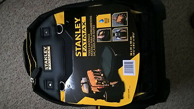 Stanley 195611 Fatmax Tool Backpack [Energy Class A] - NEW