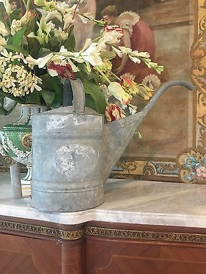 Large, Unique Antique French Watering Can.......nice