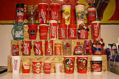 Coca Cola Collection Drinking bottles & Miscelleneous