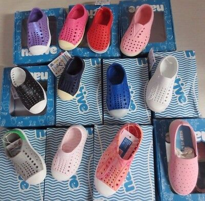 Native Slip On Sneakers - Us Toddler/little Kids Size 4-13