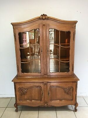 display cabinet louis XV,French style,Delivery possible, see description