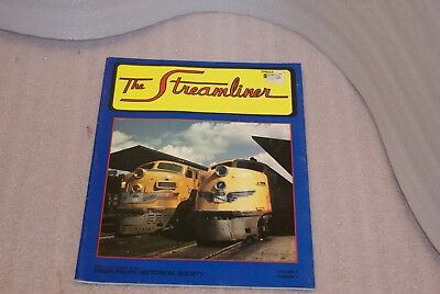 The Streamliner Union Pacific Railroad Magazine Vol 2 Number 4
