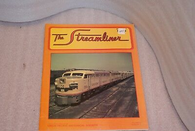 The Streamliner Union Pacific Railroad Magazine Vol 3 Number 3