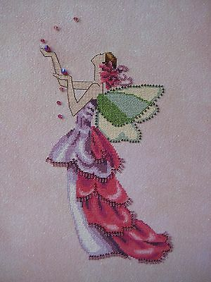 Orchard Pixie - Cross Stitch Chart - Free Postage