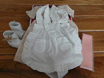 American Girl Addy Plaid Summer Set New In Box Retired Nrfb  Free Shipping