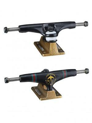 "Thunder Skateboard Trucks 148 Kyle Walker Scissor Tail 8.25"" Axle FREE POST"