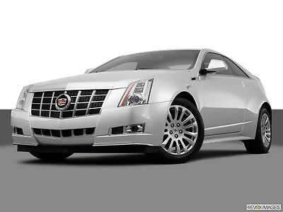 2014 Cadillac CTS Premium Coupe 2-Door 2014 Coupe Used Gas V6 3.6L/217 6-Speed Automatic AWD Purple