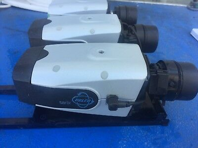 Lot Of 3 Pelco Sarix IC30DN Ip Security Camera With 13m2.8-12