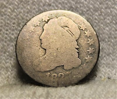 1827 capped bust dime