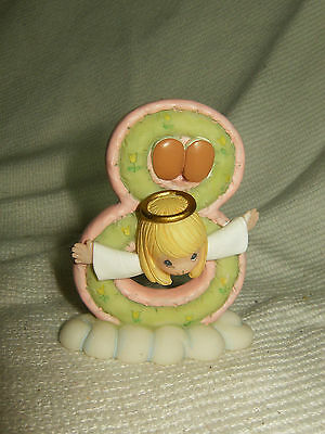 New Old Stock 2003 Precious Moments Number 8 Hard To Find