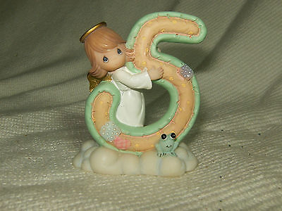 New Old Stock 2003 Precious Moments Number 5 Hard To Find