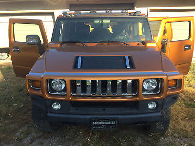 2006 Hummer H2 Luxury Sport Utility 4-Door 2006 Hummer H2 Luxury Sport Utility 4-Door 6.0L