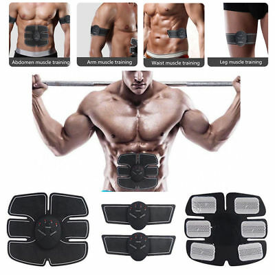 Smart Abs Stimulator Training Fitness Gear Muscle Abdominal Belt Abs Gym Fitness