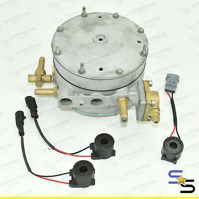 Ford Falcon Ba Bf Fg Vialle Straight Gas Lpg Converter And Solenoid Kit