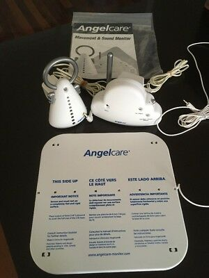 Angelcare Sound And Movement Monitor