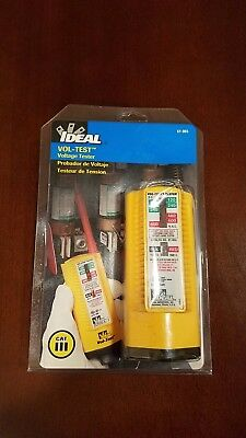 IDEAL - 61-065 Volt-Test Voltage Tester (NEW) FREE SHIPPING