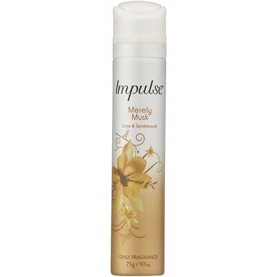 Impulse Merely Musk 97ml