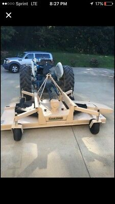 90 inch LAND PRIDE finishing mower used but excellent condition call for details