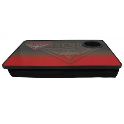 Essendon Bombers Official AFL Lap Stable Computer Table